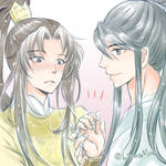 Zhui x Ling by eightsound