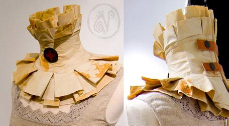The Nurse's Collar by Nymla