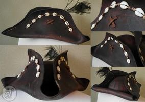 Tricorn Hat by Nymla