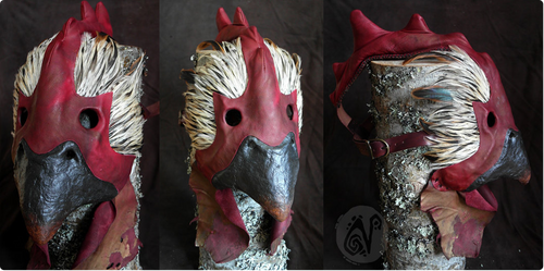 The Rooster by Nymla