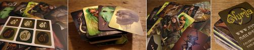 Bizniz Cards! by Nymla