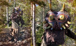 Majora's Mask #7 by Nymla