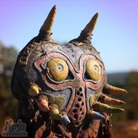 Majora's Mask #8 by Nymla