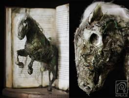 Brook Horse #3 by Nymla
