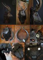 Baphomet Goat Mask 2 by Nymla