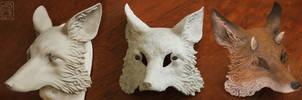 Fox evolution by Nymla