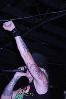 Otep - Fist in the Air by Psycho-Drummer