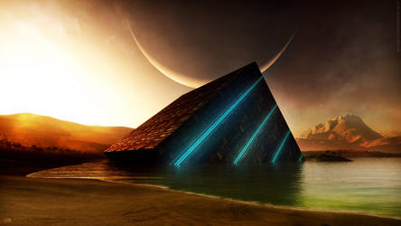The Cube by Hameed