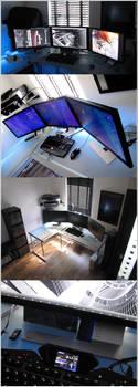 Devious Desktop 2012 by Hameed