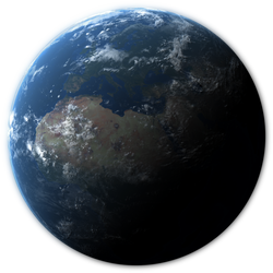 Earth 2K Stock by Hameed