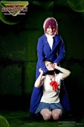 Majin Tantei Nougami Neuro: Silly girl by MakinaValross
