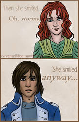 She Smiled Anyway by NatRodgers