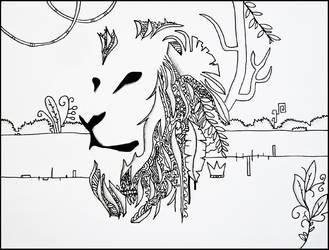 The King by JoelLorenzetti