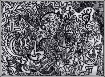 My abstract world by JoelLorenzetti