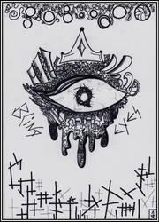 Blind eyes by JoelLorenzetti