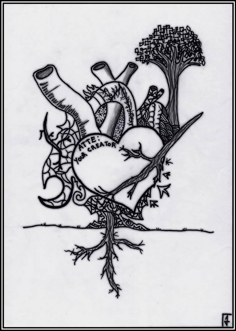 Heart beat by JoelLorenzetti