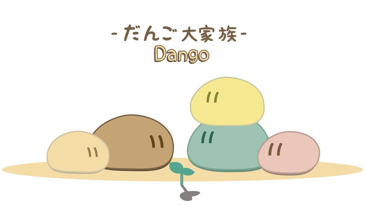 Dango Daikazoku By Ikusa0 On Deviantart