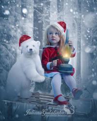 Christmas Charm by jugatatinhas