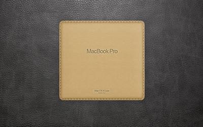 macbook loginscreen by amirkh