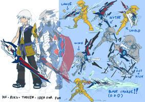 Riku idea for FUN by ZafA-02