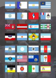 Alternative Argentine States by Egorrus00