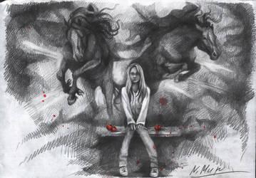 horsemans by Natamur