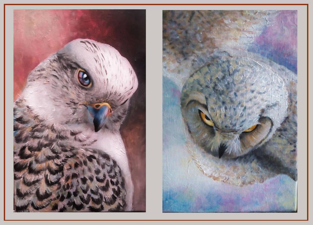 Birds by Natamur