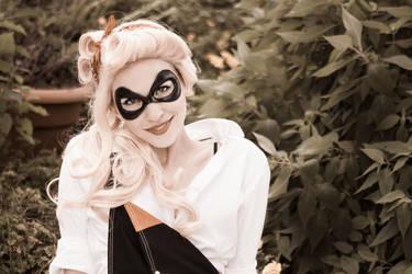 Pin up Harley Quinn by Tayyrex