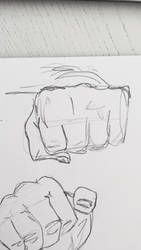 Hand # 4 by teejyart