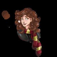 Hermione by Ilexova