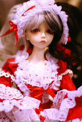 Red by KhaosTheory455