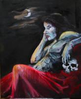 Vampire Angst by skycladstrega