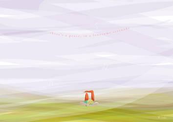 A Lonesome Seranade by vedica
