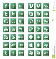 Breaking Bad social media Icons by MrHighsky