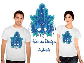 Hamsa design by MrHighsky