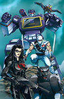 Transformers G.I.Joe: Villains by ZeroMayhem