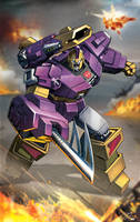 Impactor: Transformers by ZeroMayhem