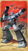 Megatron: Peace Through Tyranny by ZeroMayhem