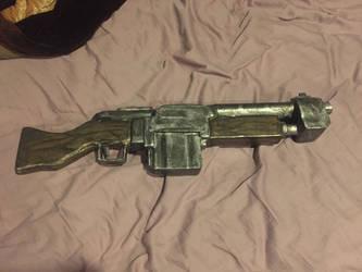 Fallout 4 Combat Shotgun Prop (LifeSize) by ProfSunshine