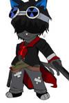 DarkSniper by WhiteRoseGuardian