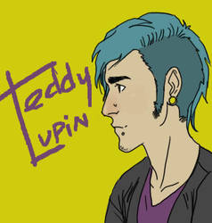 HP_Teddy Lupin by myepicfail