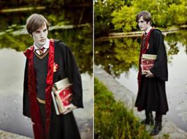 Remus Lupin by Lilta-photo