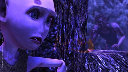 Gias Light #3 Hideout by alvenon