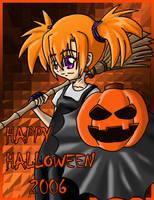 Happy Shaman Halloween -2006 by Hentai-Sweetie