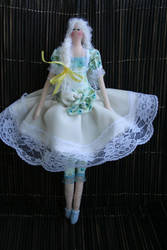 Tilda Doll by smartfishfunny