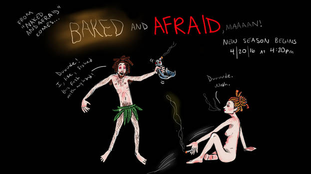 Baked and Afraid by pearelis