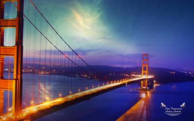 San Francisco by AndreaAndrade