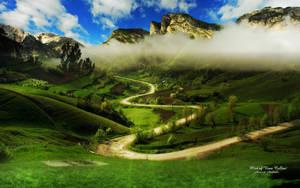 Mist of Vena Callus by AndreaAndrade