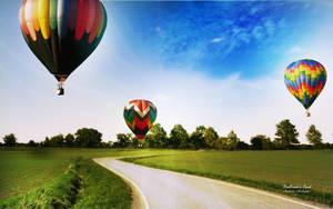 Balloons Spot by AndreaAndrade