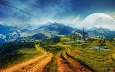 Enchanted World by AndreaAndrade